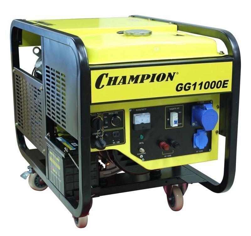 Бензиновый сварочный генератор champion gw200ae купить на shopby